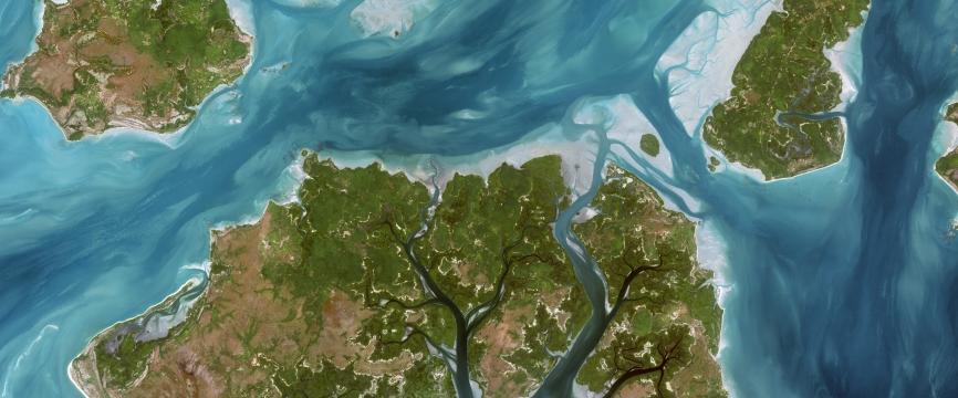 Guinée-Bissau :  Les îles de Bolama-Bijagos