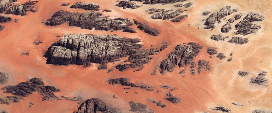 Jordanie : le désert du Wadi Rum