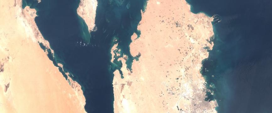 Le Qatar : un Emirat du Golfe persique entre isolement régional, géopolitique frontalière et ouverture mondiale